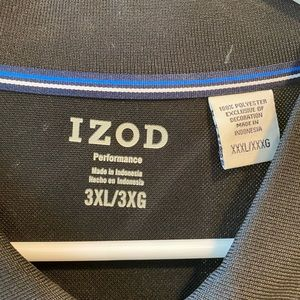 NWT Men's IZod polo